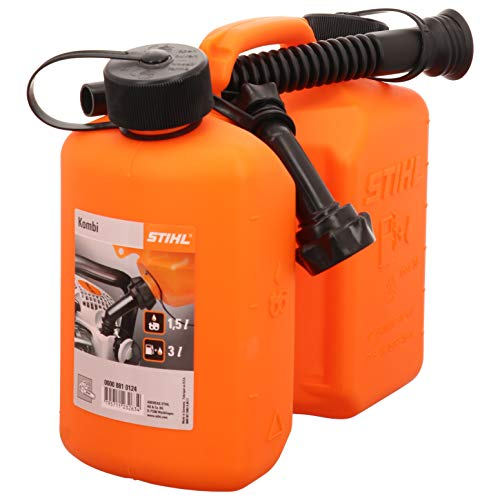 Stihl Jerrican double Orange 3/1,5 l