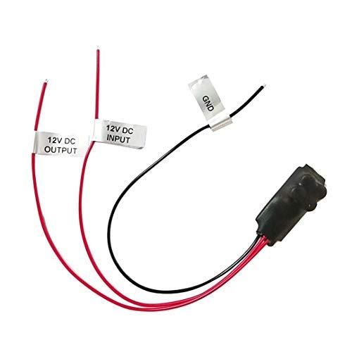 PARKVISION Signalfilter Strom-Entstörfilter +12V für Rückfahrkamera an getaktete Strom-Entstörfilter[FT01]