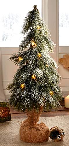 """LED-Weihnachtsbaum """"Wintertanne"""", 54 cm hoch, Christbaum, Lichterbaum, Deko-Objekt, Weihnachten"""