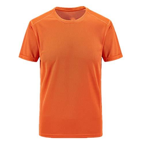 Hombres Camiseta de los Hombres al aire libre Secado Rápido Ropa Deportiva Fitness Jogging Running Hombres