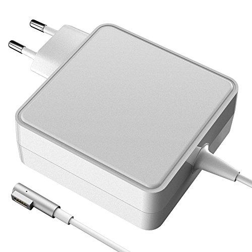Ladegerät Netzteil 60 Watt Magsafe L-TIPP Adapter für Apple MacBook und MacBook Pro, Netzteil Kompatibel mit Ladegerät MC461LL / A A1502 A1278 A1280 A1342 A1344 Netzgerät Ersatz Ladegerät