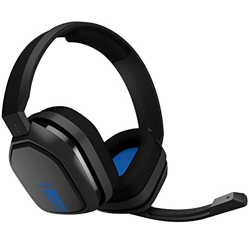 Headset Gamer Astro A10 para PS4, Logitech, Microfones e fones de ouvido