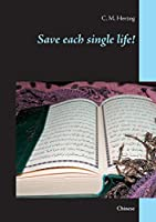 Save each single life!: Chinese