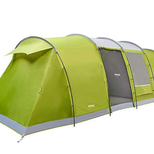 Vango Longleat II 800XL Herbal Green 8 Man Tunnel Tent - 2020