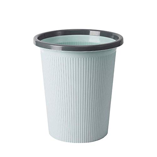 , Büro, Teller, Küche, Powder Room, Schlafzimmer, Badezimmer Trash Can, Heights Nutzung Exposed Trash, Cylindric Trash Can Bento Lunch Box for Kinder (Farbe: Style C) 1yess (Color : Style B)