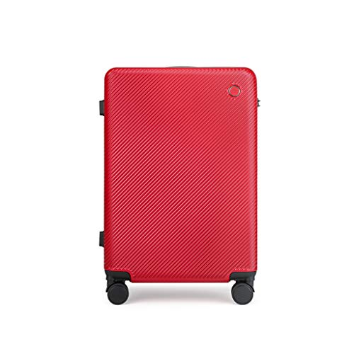 DKH-Suitcases Rits Bagage Sets Koffers Carry-Ons Tas Wielen Lichtgewicht Reizen Zonder koffer Koffers hand 20 Inch