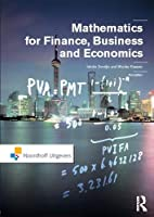 Mathematics for Finance, Business and Economics Front Cover