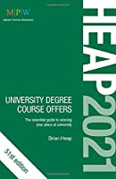 HEAP 2021: University Degree Course Offers