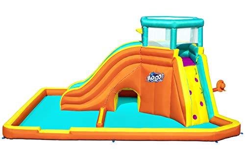Bestway BW53385GB H2OGO Super Tidal Tower Mega Park, Inflatable Water Slide for Kids