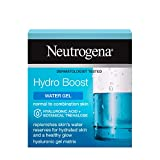Neutrogena Hydro Boost Water Gel Moisturiser with Hyaluronic Acid & Trehalose - For dry skin - 50 ml