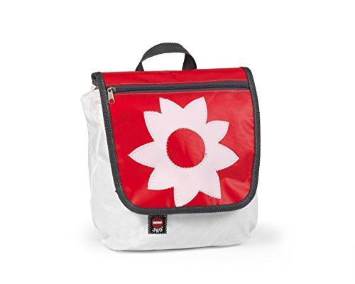 360 SuntekStore Sac à Dos Sac à Dos pour Enfant Rouge Rouge 25 x 29 x 10 cm, 7 Liter