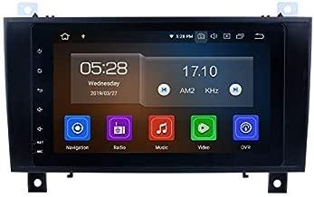 Android 9.0 Double Din Car Radio Android for Mercedes Benz SLK Class R171 SLK200 SLK280 SLK300 2000-2011