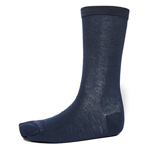 Everyday Outdoors Thermal Liners x 2 Bridgedale Chaussettes Homme Noir Taille UK 12+