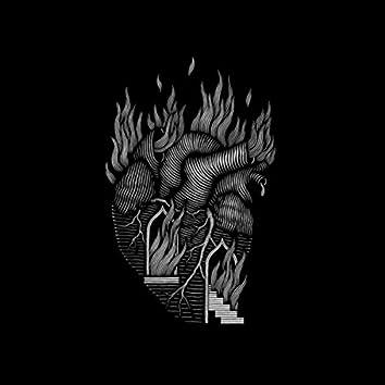 Fuego en el Corazón Negro