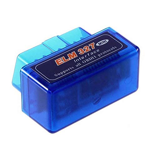 New Bluetooth ELM327 Interface Code Readers ELM 327 V2.1 Smart Car Vehicle Diagnostic Scanner Tool ODB2/OBDII Protocols Android