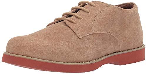 Academie Gear Women's Kayla School Uniform Shoe, Dirty Buck, 10.5 Wide US