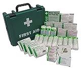 Safety First Aid K20AECON HSE - Kit de primeros auxilios para 11 a 20 personas