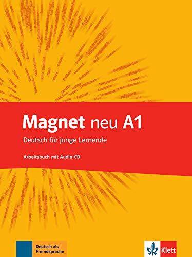 Magnet Neu: Arbeitsbuch A1 + audio-CD