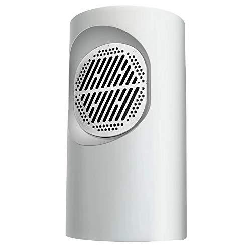 Keramische ventilatorkachel en ventilator, mini-kachel voor op het bureau, snelle verwarming, 220 V, draagbare kachel voor kantoor, keuken, slaapkamer, thuis