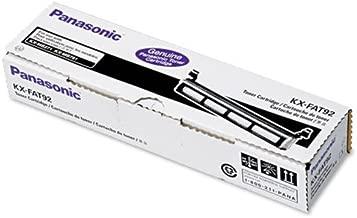 Panasonic Toner Cartridge, KX-FAT92