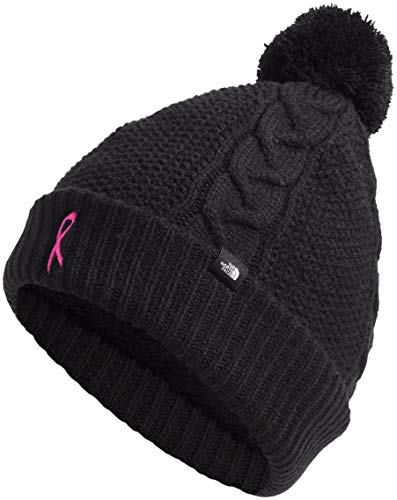 The North Face PR Cable Minna Beanie, TNF Black, OS