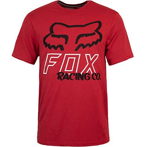 Fox Hightail Tech T-Shirt Herren (M, red)