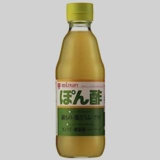 ぽん酢(ミツカン)