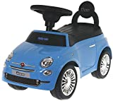 Baby Mix Fiat 500antidérapante auto hz620(Bleu)