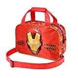 Karactermania Iron Man Armour-Street Sporttasche Borsa sportiva per bambini, 38 cm, Rosso (Red)