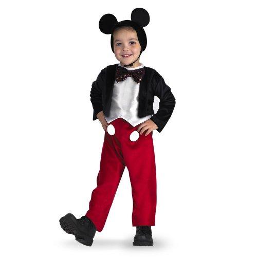 Disney Mickey Mouse Deluxe Boys' Costume
