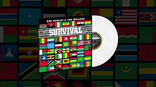 Survival (Clear Vinyl Pressing) (40th Anniversary Edition) [Vinyl LP]