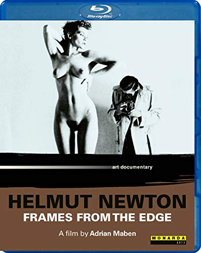 Helmut Newton - Frames from the Edge (new remastered 2020) [Blu-ray]