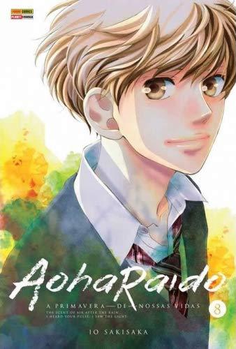 Aoharaido - A Primavera De Nossas Vidas - Volume 8