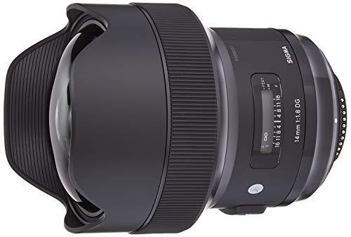 Sigma 14mm F1,8 DG HSM Art Objektiv für Nikon Objektivbajonett