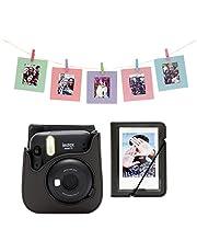 instax mini 11 Camera Accessory Kit, Charcoal Gray