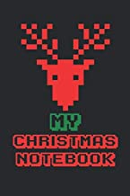My Christmas Notebook: An amazing gift Idea. Gift a notebook to your kids, friends this Christmas