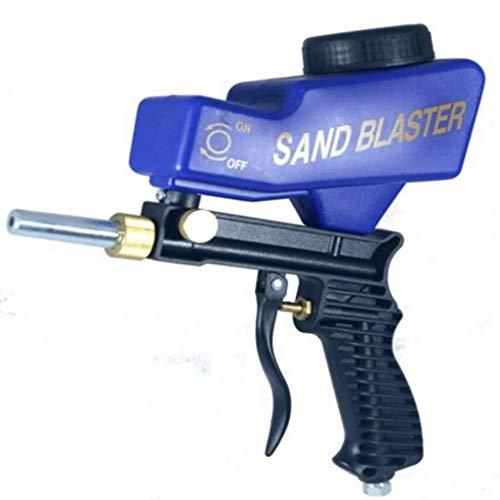 Find Cheap Sand blasting gun Sandblaster Sand Blaster Gun Kit Soda Blaster Professional Sand Blaster...
