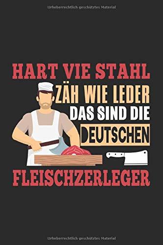 Hart Vie Stahl Zäh Wie Leder Das Sind Die Deutschen Fleischzerleger: Notizbuch Planer Tagebuch Schreibheft Notizblock - Geschenk für Bowling lieben ... 6