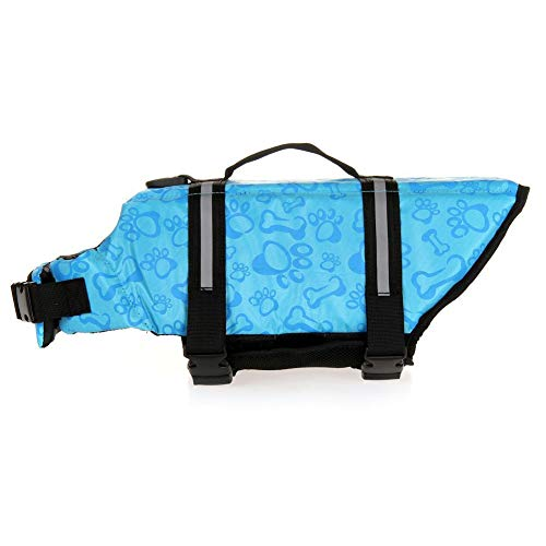 TESOON Float Coat Dog Life Jacket