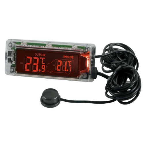 SEYIO AK-55 Innen-/Außen-Thermometer 12/24V