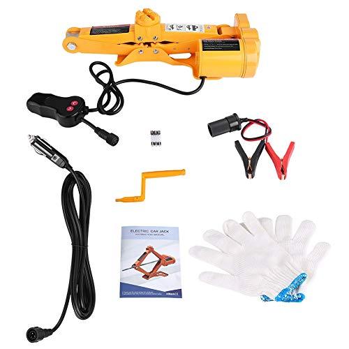 Auto-krik krik kit autokrik 2-tonen-12 V gelijkstroom-automatische krik garage en nooduitrusting