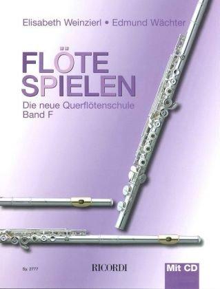 Flöte spielen Band F mit CD
