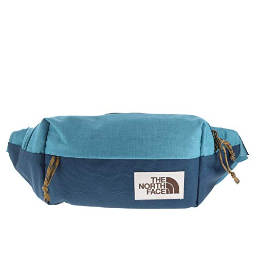 The North Face Lumbar Pack Storm Blue Dark Heather/Blue Wing Teal One Size