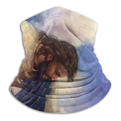 N/A Hals Gaiter Warmer Winddicht Gezichtsmasker Sjaal Outdoor Sport Masker Goede Herder En Schapen Voor Stof Buiten Festivals Sport Winddichte Mannen En Vrouwen