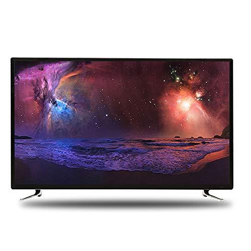 Smart TV LED HDR de 42 Pulgadas y 1080p HD. con Panel de visualización A + MVA, HDMI, USB2.0 y Otras interfaces ricas, procesador de Doble núcleo A53, tecnología de Gran Angular de 178 °