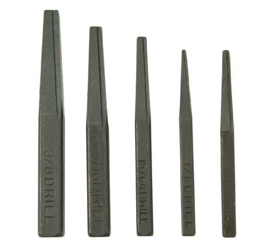 CTA Tools 9030 Fluted Screw Extractor Set, 5-Piece