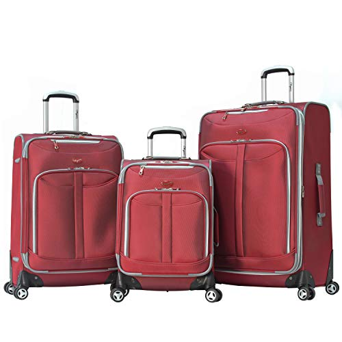 Olympia 3-Piece Set, Red, 20', 25', 30'