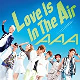Love Is In The Air (CD+DVD) (ジャケットA)