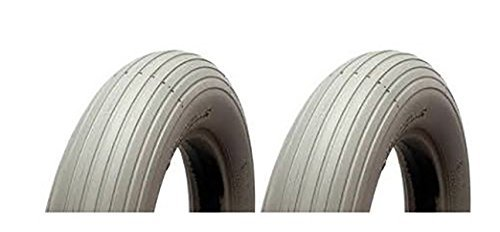 Mobility Scooter Front Tyres 300-4 260 x 85-2