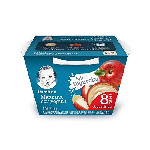 Yogurt Gastro Protect marca Nestlé Baby & Me
